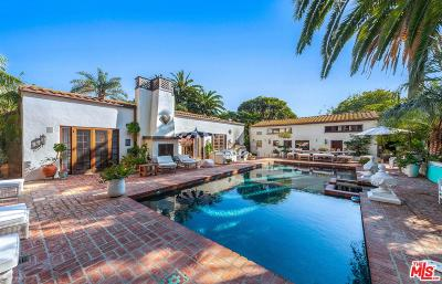 Malibu CA Single Family Home For Sale: $8,950,000