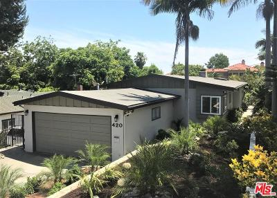 Playa Del Rey (C31) Rental For Rent: 420 Redlands Street