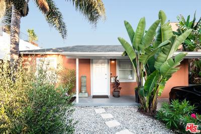 Venice Single Family Home For Sale: 1046 Amoroso Place