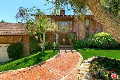 Tarzana Single Family Home For Sale: 19350 Starlight Drive