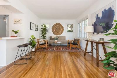 Los Angeles Single Family Home For Sale: 6036 Eucalyptus Lane