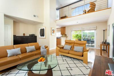 Santa Monica Condo/Townhouse Active Under Contract: 1513 Berkeley Street #8