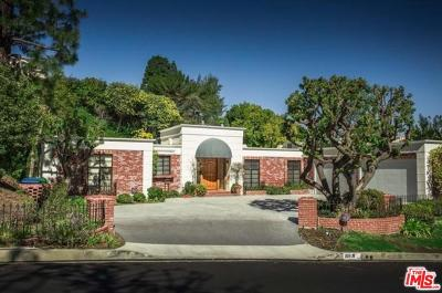 Los Angeles Single Family Home For Sale: 10819 Via Verona Street