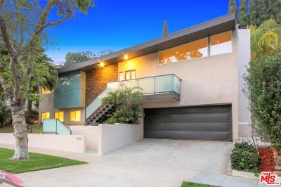 Los Angeles CA Single Family Home Active Under Contract: $3,150,000