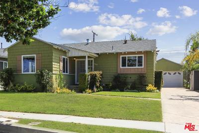Single Family Home For Sale: 8328 Georgetown Avenue