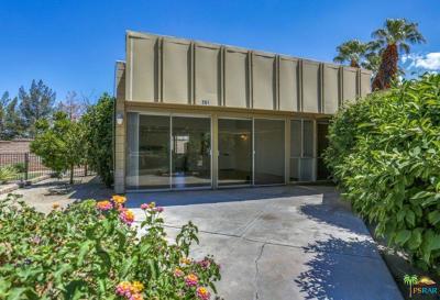Palm Desert Condo/Townhouse For Sale: 281 Sandpiper Street