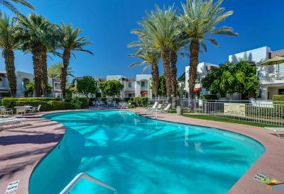 Riverside County Condo/Townhouse Active Under Contract: 401 South El Cielo Road #69