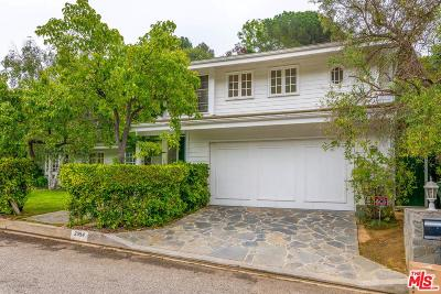 Los Angeles County Rental For Rent: 2054 San Ysidro Drive
