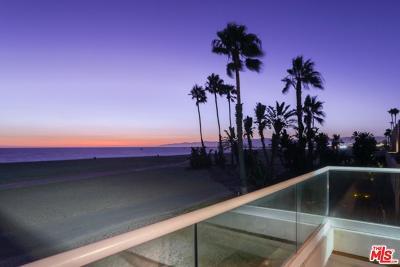 Playa Del Rey Condo/Townhouse For Sale: 7301 Vista Del Mar #5