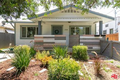 Single Family Home For Sale: 2728 Knox Avenue