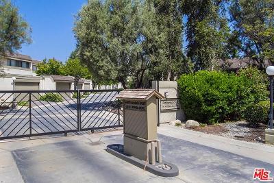 Pasadena Condo/Townhouse For Sale: 201 North Orange Grove #534