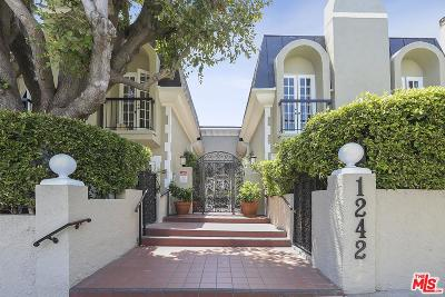 Santa Monica Condo/Townhouse For Sale: 1242 Berkeley Street #10
