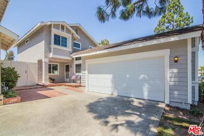 Irvine Single Family Home Active Under Contract: 56 Bridgeport