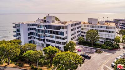 Pacific Palisades Condo/Townhouse For Sale: 17366 West Sunset Boulevard #202
