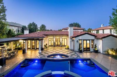 Calabasas Single Family Home For Sale: 25510 Prado De Las Bellotas