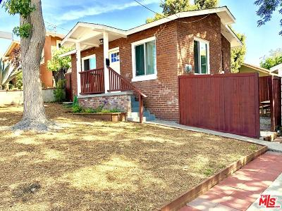 Inglewood Single Family Home For Sale: 710 Stepney Street