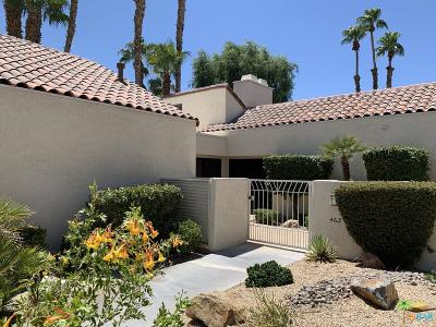 Rancho Mirage Condo/Townhouse Active Under Contract: 463 Sunningdale Drive