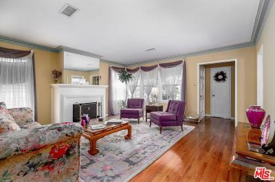 Single Family Home For Sale: 4412 West 59th Place