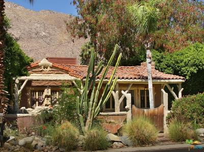 Palm Springs Single Family Home For Sale: 545 South Calle Palo Fierro