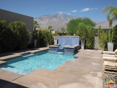 Palm Springs CA Single Family Home For Sale: $795,000