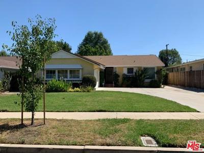 Granada Hills Single Family Home For Sale: 17136 Ludlow Street