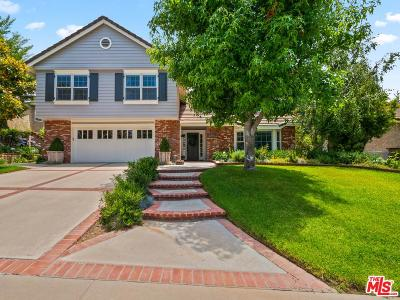 Agoura Hills Single Family Home For Sale: 5756 Green Meadow Drive