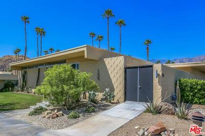 Riverside County Condo/Townhouse For Sale: 155 Desert Lakes Drive