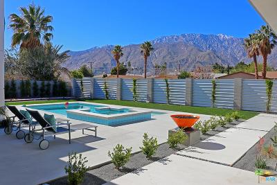 Palm Springs CA Single Family Home For Sale: $765,000