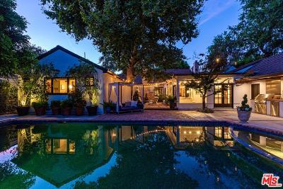 Sherman Oaks Single Family Home For Sale: 13808 Weddington Street