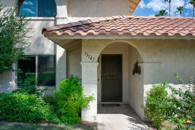 Palm Desert Condo/Townhouse Active Under Contract: 73147 Alice Marble Lane