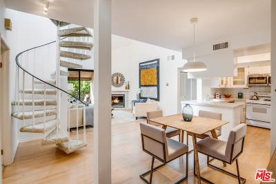Playa Del Rey Condo/Townhouse For Sale: 8707 Falmouth Avenue #307
