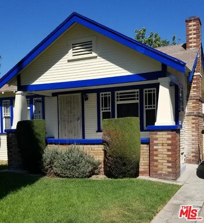 Single Family Home For Sale: 4170 3rd Avenue
