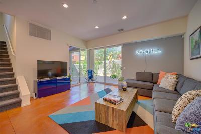 Palm Springs Condo/Townhouse For Sale: 220 Enterprise Way