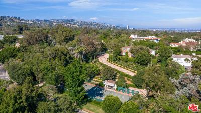 Los Angeles Single Family Home For Sale: 10372 West Sunset