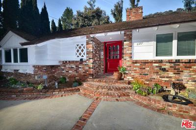Los Angeles County Rental For Rent: 2201 Coldwater Canyon Drive