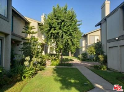 North Hills Condo/Townhouse For Sale: 9615 Sepulveda Boulevard #6