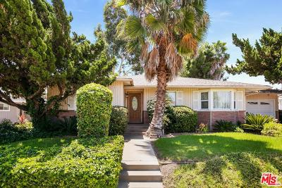 Long Beach Single Family Home Active Under Contract: 1072 East 45th Way