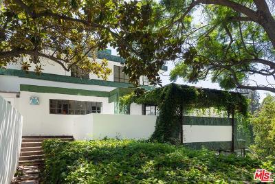 Los Angeles Single Family Home For Sale: 2255 Verde Oak Drive