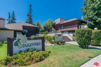 Condo/Townhouse Active Under Contract: 15050 Sherman Way #150