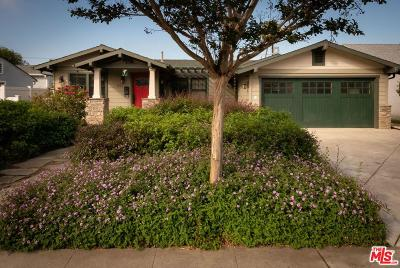 Single Family Home For Sale: 5713 West 79th Street