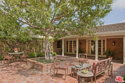 Beverly Hills Single Family Home For Sale: 1121 North Beverly Drive
