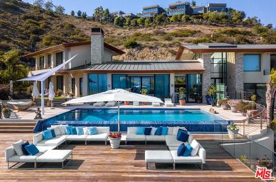 Malibu Single Family Home For Sale: 6345 Tantalus Drive