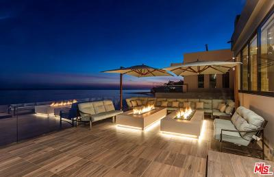 Malibu CA Single Family Home For Sale: $12,995,000