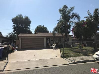 Pomona Single Family Home For Sale: 2215 Cynthia Street
