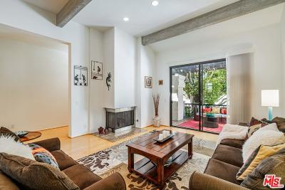 Pacific Palisades Condo/Townhouse For Sale: 17264 Palisades Circle