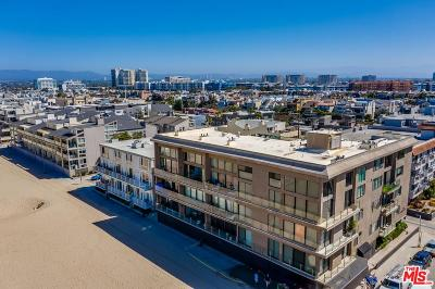 Marina Del Rey Condo/Townhouse Sold: 1 Northstar Street #201