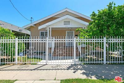 Single Family Home For Sale: 2714 Hyans Street