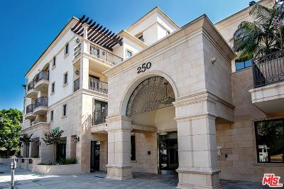 Pasadena Condo/Townhouse For Sale: 250 South De Lacey Avenue #403A