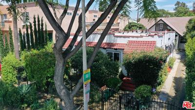Los Angeles County Residential Income For Sale: 1246 North Formosa Avenue