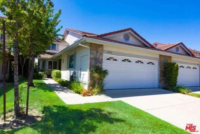 Northridge Single Family Home For Sale: 19554 Turtle Ridge Lane